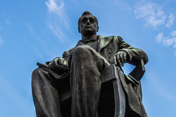 Памятник А. С. Грибоедову